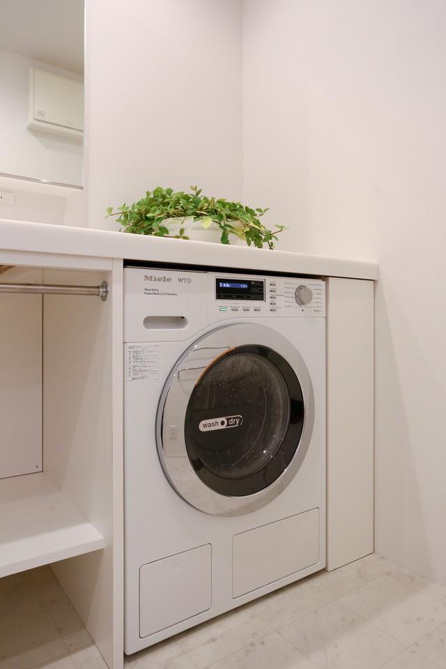 ミーレの洗濯機