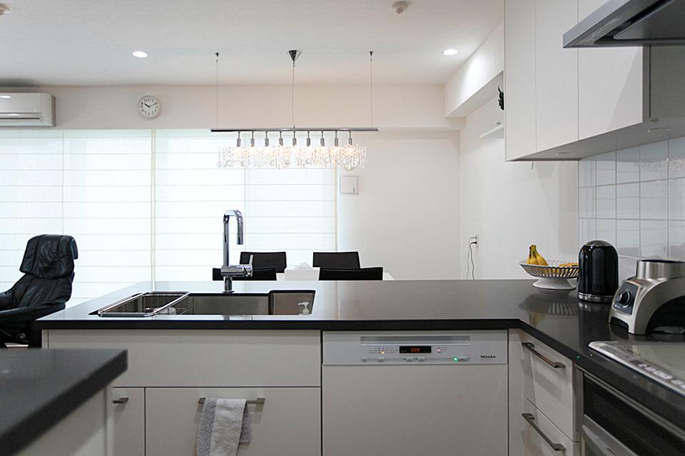 昭島市のマンションリノベーション事例