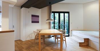 一戸建て住宅リノベーション